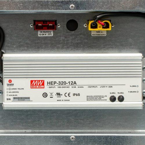Contenitori refrigerati, trasformatore AC/DC 300w