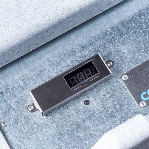 Contenitori refrigerati protezione