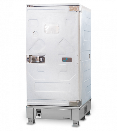 Refrigerated container 1340 liters - Coldtainer F1340 - Standard