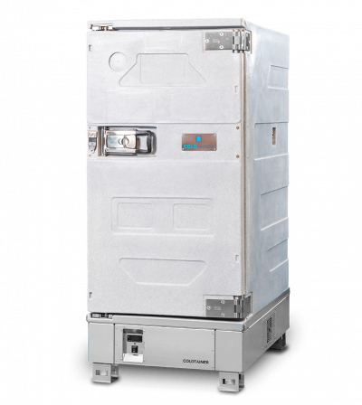 Refrigerated container 760 liters - Coldtainer F0760 - Standard