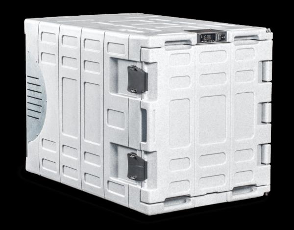 Contenitore refrigerato medio da 140 litri