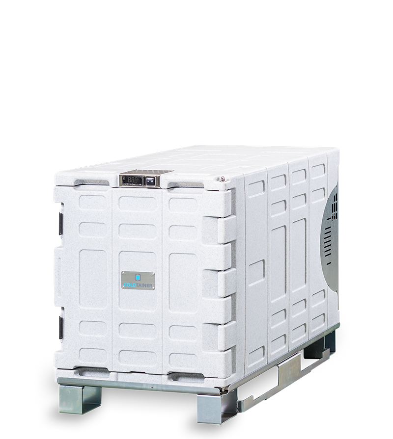 Refrigerated container 140 liters - Coldtainer F0140 - AuO