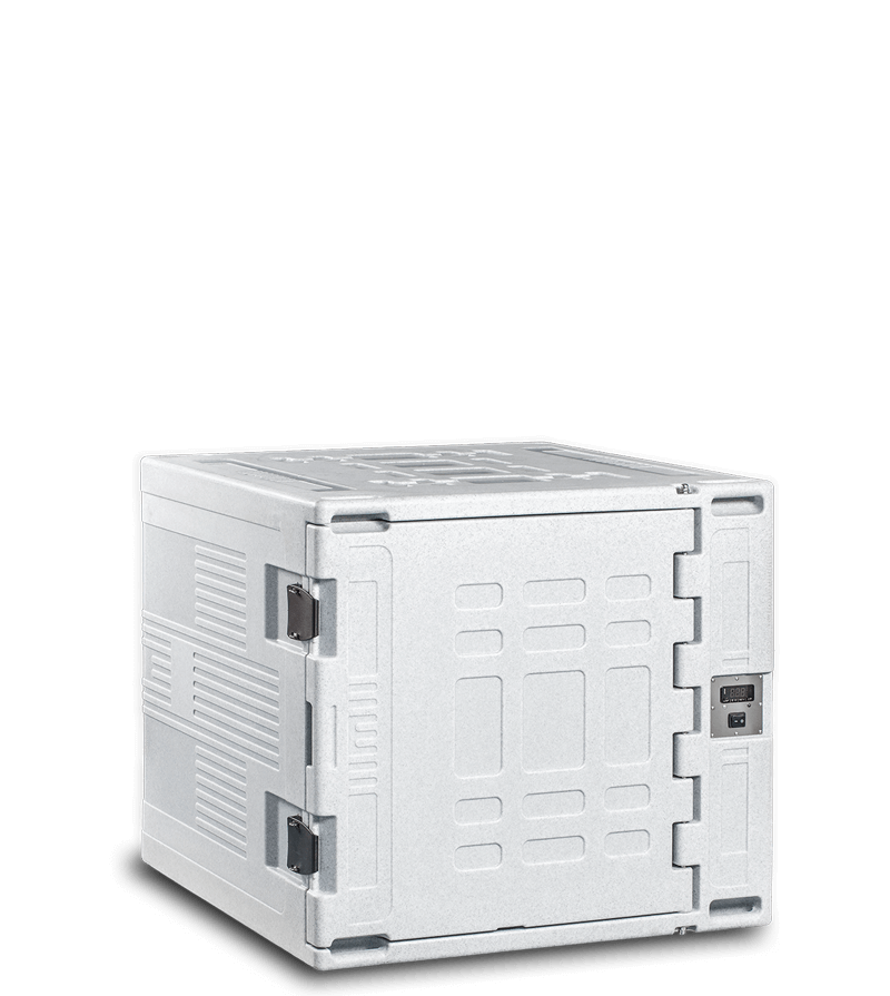 Refrigerated container 330 liters - Coldtainer F0330 - AuO