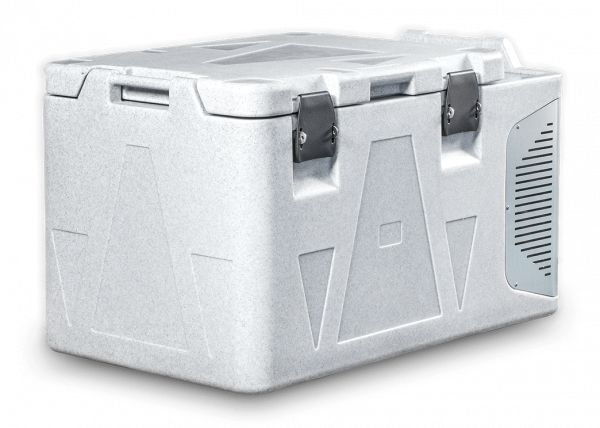 Contenitore refrigerato piccolo da 82 litri